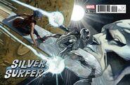 Silver Surfer Vol 8 9 Bianchi Variant