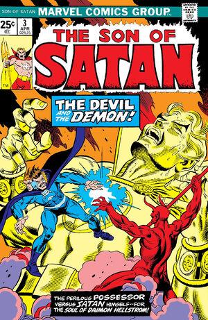 Son of Satan Vol 1 3