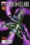 Spider-Island Vol 1 1 50 Years of Inhumans Variant