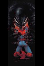 Spider-Man Reign Vol 1 4 Textless