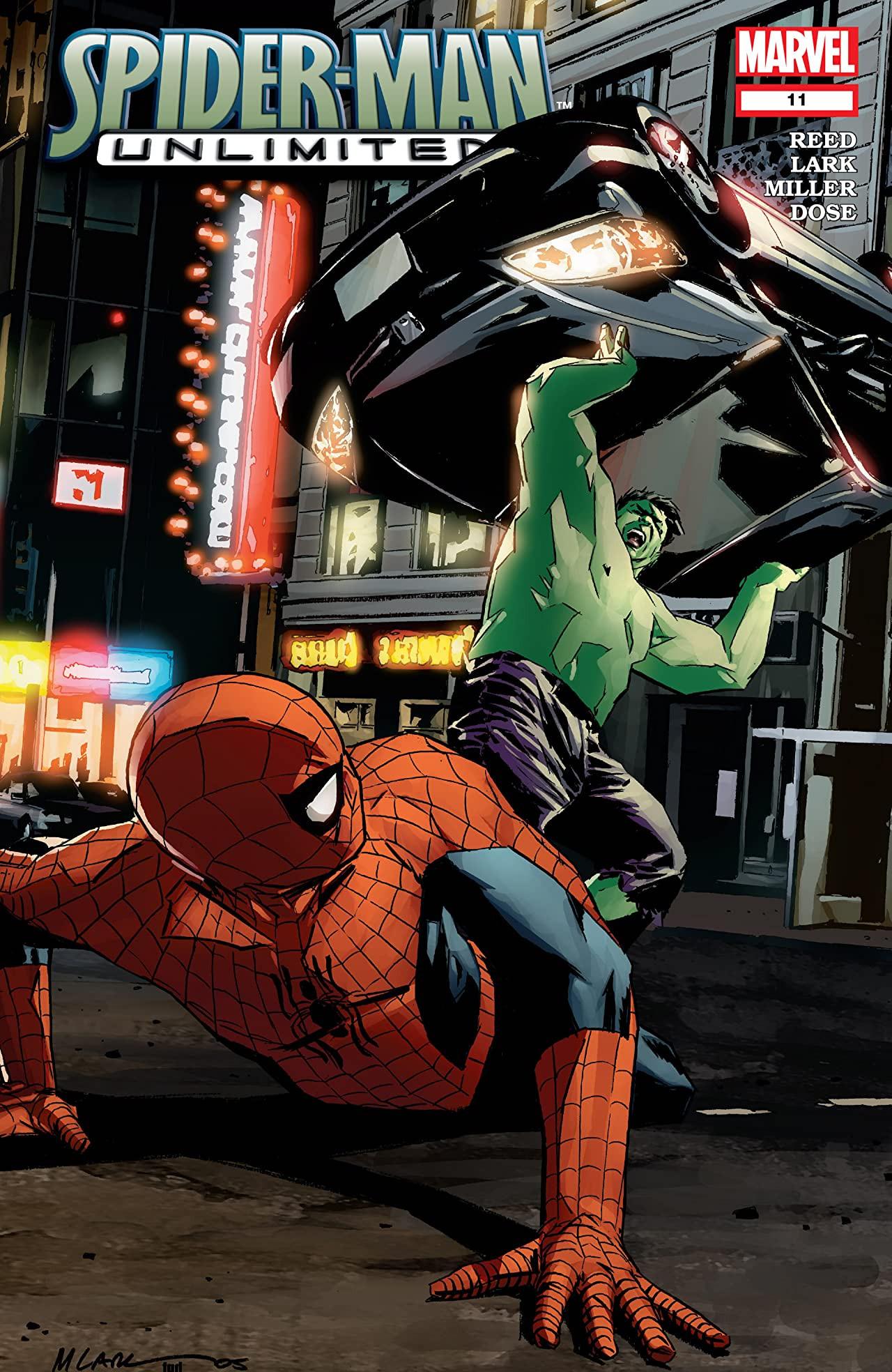 Spider-Man Unlimited Vol 3 11