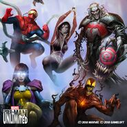 Spider-Men (Earth-TRN461) from Spider-Man Unlimited (video game) 231