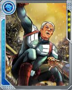 Steven Rogers (Earth-616) from Marvel War of Heroes 033