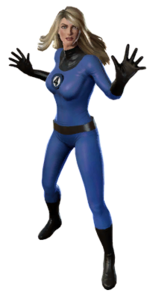 Susan Storm (Earth-TRN258) from Marvel Heroes (video game) 002