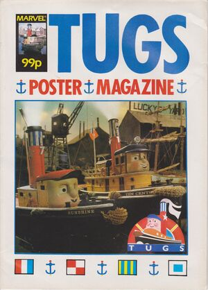TUGS Poster Magazine Vol 1 1