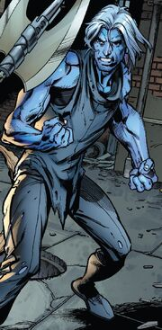 Tel-Kar (Earth-616) from Venom First Host Vol 1 1 001