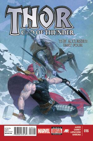 Thor God of Thunder Vol 1 16