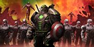 Ultron (Earth-TRN517) and Bruce Banner (Maestro) (Earth-TRN517) from Marvel Contest of Champions 002