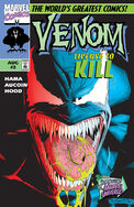 Venom License to Kill Vol 1 3