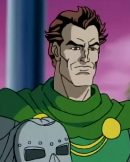 Victor von Doom (Earth-92131) from Spider-Man The Animated Series Season 5 11 002