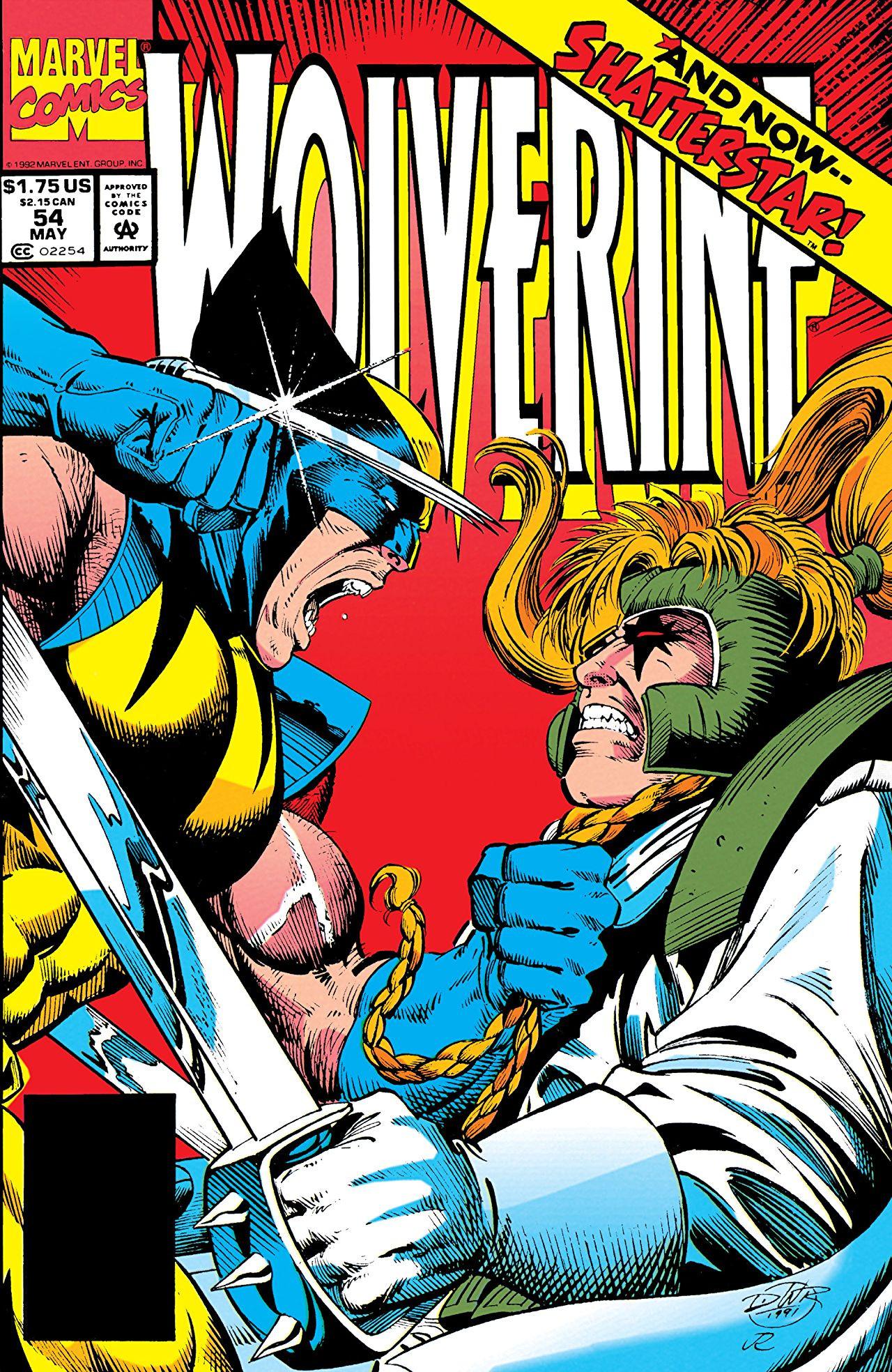 Wolverine Vol 2 54