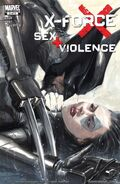 X-Force Sex and Violence Vol 1 2