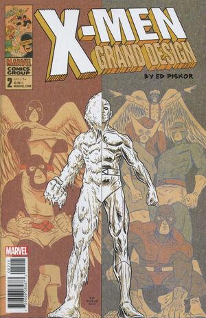 X-Men Grand Design Vol 1 2
