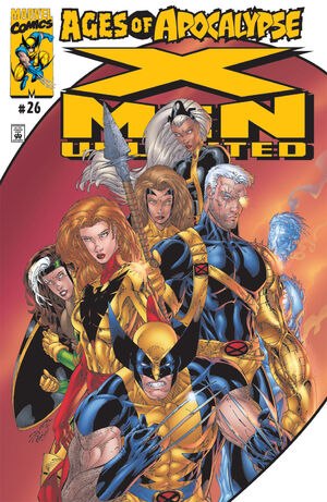 X-Men Unlimited Vol 1 26