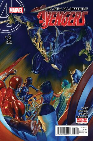 All-New, All-Different Avengers Vol 1 2