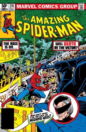 Amazing Spider-Man Vol 1 216