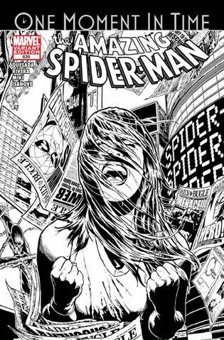 File:Amazing Spider-Man Vol 1 639 Quesada Sketch Variant.jpg