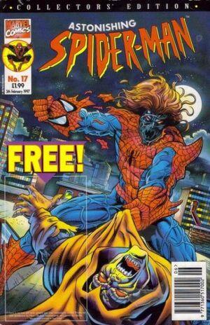 Astonishing Spider-Man Vol 1 17
