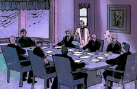 Bilderberg Conference (Earth-616) from Black Panther Vol 4 3 0001