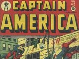 Captain America Comics Vol 1 42