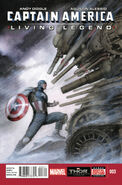 Captain America Living Legend Vol 1 3