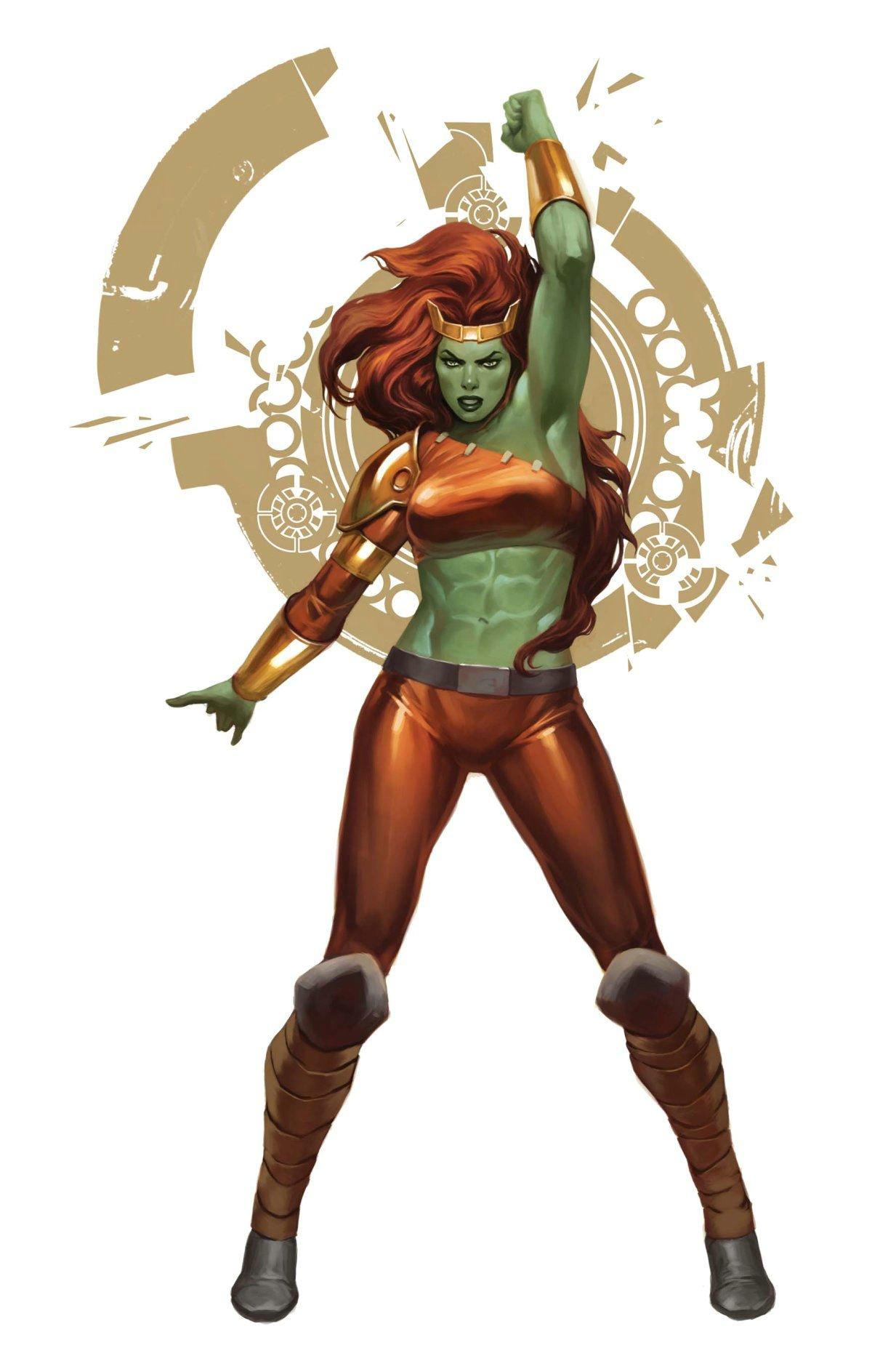 Lyra (Earth-8009) | Marvel Database | Fandom