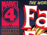 Fantastic Four Vol 1 407