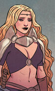 Frigg Wodendottir (Earth-14412) from Mighty Thor At the Gates of Valhalla Vol 1 1 001