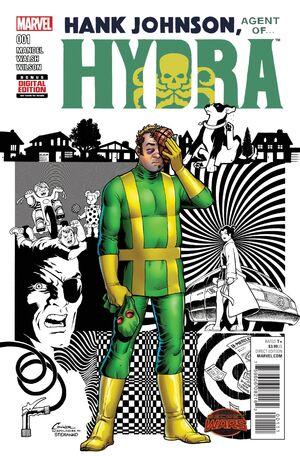 Hank Johnson Agent of Hydra Vol 1 1