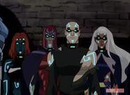 Horseman of Apocalypse (Earth-11052) from X-Men Evolution Season 4 8 001