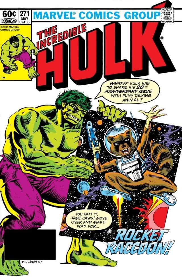 Incredible Hulk Vol 1 271