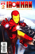 Iron Man Armored Adventures Vol 1 1