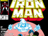 Iron Man Vol 1 220