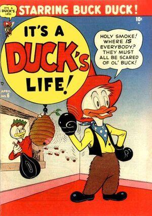It's a Duck's Life Vol 1 6