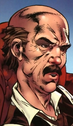 Joe (Daily Globe) (Earth-616) from Venom Dark Origin Vol 1 2 001