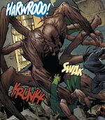 Kaine Parker (Earth-616) from Amazing Spider-Man Vol 3 13 0001