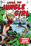 Lorna, the Jungle Girl Vol 1 8