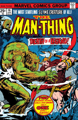 Man-Thing Vol 1 16