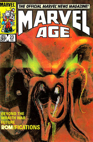 Marvel Age Vol 1 23