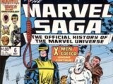 Marvel Saga the Official History of the Marvel Universe Vol 1 6