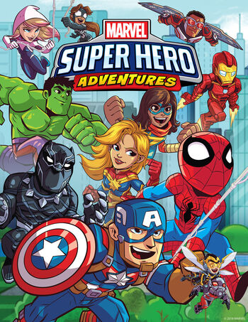 Marvel Super Hero Adventures (animated series)