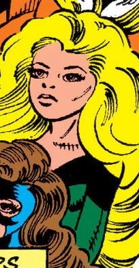 Meggan Puceanu (Earth-691) from Guardians of the Galaxy Vol 1 9 0001