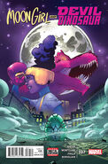 Moon Girl and Devil Dinosaur Vol 1 7
