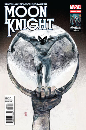 Moon Knight Vol 6 12