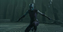Nebula (Earth-199999) from Guardians of the Galaxy (film) 001