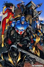 New Avengers (Earth-616) from New Avengers Vol 1 48 0001