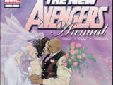 New Avengers Annual Vol 1 1