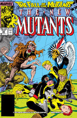 New Mutants Vol 1 59