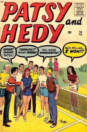 Patsy and Hedy Vol 1 74