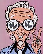 Professor Van Hosen (Earth-616) from WolverineDoop Vol 1 2 0001